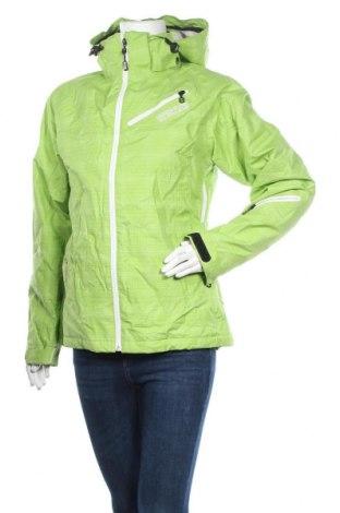 Дамско яке за зимни спортове 8848 Altitude, Размер M, Цвят Зелен, Полиестер, Цена 55,86лв.