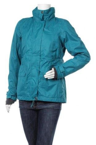 Дамско яке за зимни спортове Active By Tchibo, Размер M, Цвят Зелен, Полиестер, Цена 61,58лв.