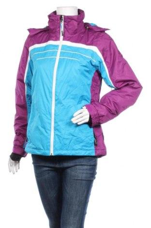Дамско яке за зимни спортове Crivit, Размер M, Цвят Многоцветен, Полиестер, Цена 43,37лв.