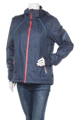 Дамско яке за зимни спортове Crivit, Размер L, Цвят Син, Полиестер, Цена 47,88лв.