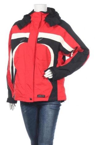 Дамско яке за зимни спортове Killtec, Размер L, Цвят Червен, Полиамид, Цена 58,80лв.