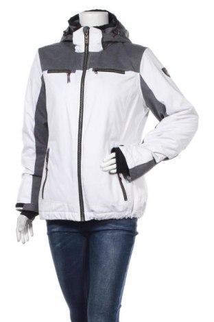 Дамско яке за зимни спортове Killtec, Размер L, Цвят Бял, Полиестер, Цена 79,80лв.