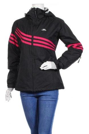 Дамско яке за зимни спортове Trespass, Размер S, Цвят Черен, Полиестер, Цена 57,86лв.