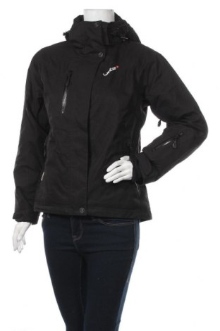 Дамско яке за зимни спортове Wedze, Размер M, Цвят Черен, 100% полиестер, Цена 53,59лв.