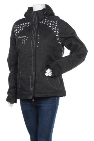 Дамско яке за зимни спортове Ziener, Размер XL, Цвят Черен, 99% полиестер, 1% полиамид, Цена 65,10лв.
