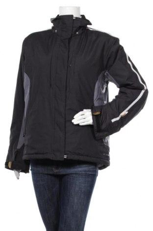 Дамско яке за зимни спортове Ziener, Размер L, Цвят Черен, Полиестер, Цена 56,70лв.