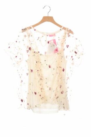 Παιδική μπλούζα Gaudi, Μέγεθος 14-15y/ 168-170 εκ., Χρώμα Εκρού, Πολυεστέρας, Τιμή 18,95€