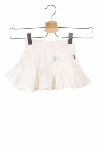 Παιδική φούστα Original Marines, Μέγεθος 6-9m/ 68-74 εκ., Χρώμα Λευκό, Βαμβάκι, Τιμή 14,36€