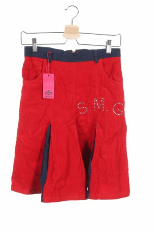 Παιδική φούστα Sissy Missy, Μέγεθος 12-13y/ 158-164 εκ., Χρώμα Κόκκινο, Βαμβάκι, Τιμή 14,03€