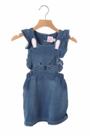 Παιδικό φόρεμα Chicco, Μέγεθος 12-18m/ 80-86 εκ., Χρώμα Μπλέ, 78% βαμβάκι, 16% πολυεστέρας, 6% ελαστάνη, Τιμή 20,10€