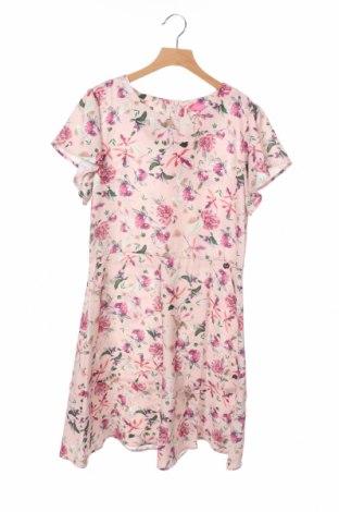 Детска рокля Gaudi, Размер 14-15y/ 168-170 см, Цвят Розов, Вискоза, Цена 44,55лв.