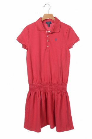 Παιδικό φόρεμα Polo By Ralph Lauren, Μέγεθος 11-12y/ 152-158 εκ., Χρώμα Ρόζ , 98% βαμβάκι, 2% ελαστάνη, Τιμή 30,90€