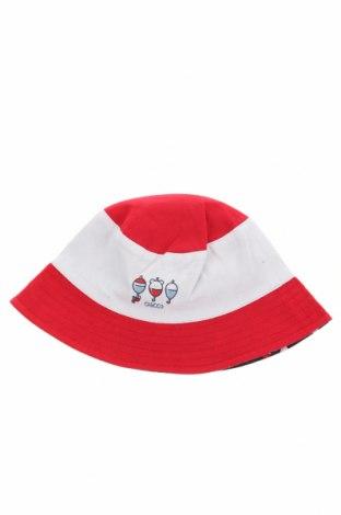 Dětská čepice  Chicco, Barva Červená, Bavlna, Cena  305,00Kč