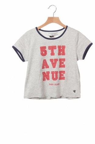 Παιδικό μπλουζάκι Cars Jeans, Μέγεθος 11-12y/ 152-158 εκ., Χρώμα Γκρί, 95% βαμβάκι, 5% βισκόζη, Τιμή 4,25€