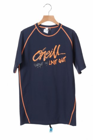Детска тениска O'neill, Размер 15-18y/ 170-176 см, Цвят Син, 80% полиамид, 20% еластан, Цена 26,46лв.