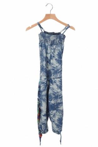 Dětská kombinéza  Desigual, Velikost 2-3y/ 98-104 cm, Barva Modrá, Bavlna, Cena  859,00Kč