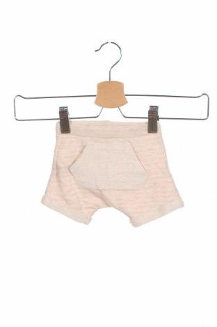 Παιδικό κοντό παντελόνι Mango, Μέγεθος 2-3m/ 56-62 εκ., Χρώμα Ρόζ , 55% βαμβάκι, 45% πολυεστέρας, Τιμή 9,84€