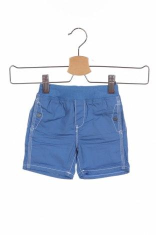 Παιδικό κοντό παντελόνι Obaibi, Μέγεθος 3-6m/ 62-68 εκ., Χρώμα Μπλέ, Βαμβάκι, Τιμή 11,69€