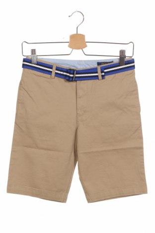 Παιδικό κοντό παντελόνι Polo By Ralph Lauren, Μέγεθος 13-14y/ 164-168 εκ., Χρώμα  Μπέζ, 98% βαμβάκι, 2% ελαστάνη, Τιμή 25,36€
