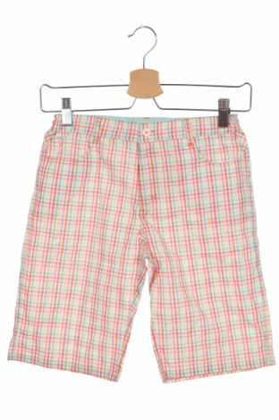 Παιδικό κοντό παντελόνι Tutto Piccolo, Μέγεθος 10-11y/ 146-152 εκ., Χρώμα Πολύχρωμο, 100% βαμβάκι, Τιμή 13,07€