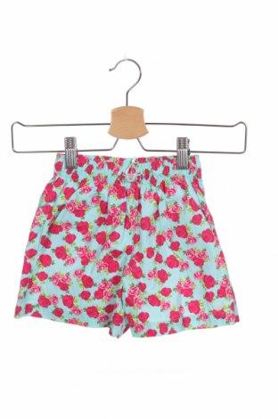 Παιδικό κοντό παντελόνι Tutto Piccolo, Μέγεθος 4-5y/ 110-116 εκ., Χρώμα Πολύχρωμο, Τιμή 7,64€