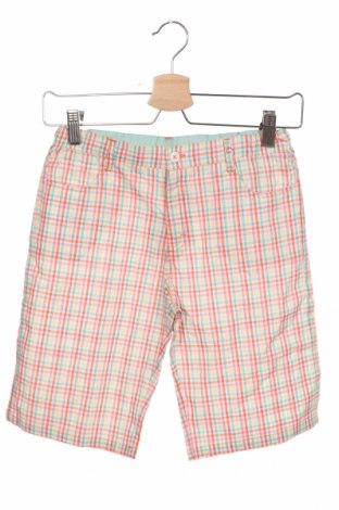 Παιδικό κοντό παντελόνι Tutto Piccolo, Μέγεθος 11-12y/ 152-158 εκ., Χρώμα Πολύχρωμο, Βαμβάκι, Τιμή 7,44€