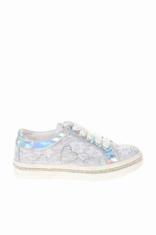 Детски обувки, Размер 32, Цвят Бял, Еко кожа, текстил, Цена 28,98лв.