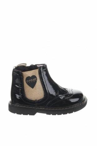 Παιδικά παπούτσια Balducci, Μέγεθος 22, Χρώμα Μαύρο, Δερματίνη, κλωστοϋφαντουργικά προϊόντα, Τιμή 18,25€