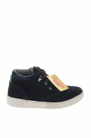 Παιδικά παπούτσια Balducci, Μέγεθος 32, Χρώμα Μπλέ, Φυσικό σουέτ, δερματίνη, Τιμή 25,36€