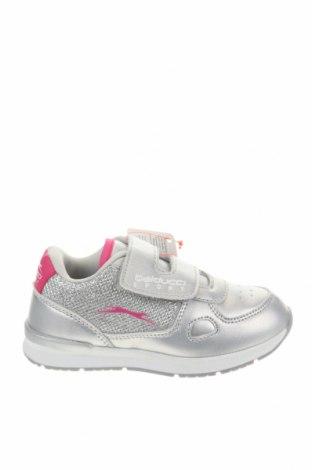 Παιδικά παπούτσια Balducci, Μέγεθος 24, Χρώμα Γκρί, Δερματίνη, Τιμή 16,70€