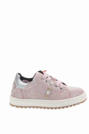 Детски обувки Balducci, Размер 26, Цвят Розов, Естествен велур, еко кожа, Цена 46,80лв.