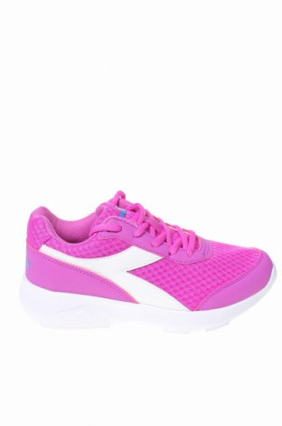 Παιδικά παπούτσια Diadora, Μέγεθος 33, Χρώμα Ρόζ , Κλωστοϋφαντουργικά προϊόντα, Τιμή 21,55€