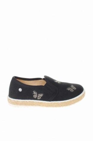 Παιδικά παπούτσια Naturino, Μέγεθος 26, Χρώμα Μαύρο, Κλωστοϋφαντουργικά προϊόντα, Τιμή 33,71€