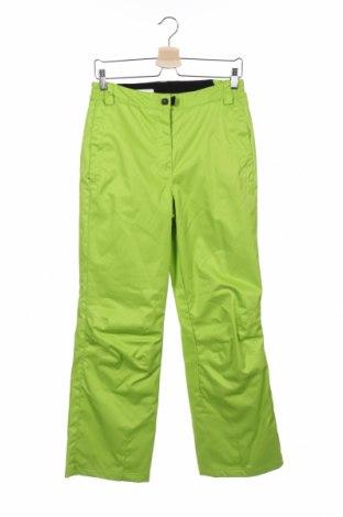 Детски панталон за зимни спортове Ziener, Размер 12-13y/ 158-164 см, Цвят Зелен, Полиестер, Цена 28,56лв.
