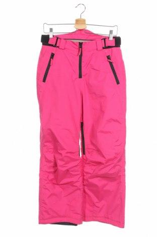 Детски панталон за зимни спортове VOLKL, Размер 13-14y/ 164-168 см, Цвят Розов, Полиестер, Цена 81,80лв.