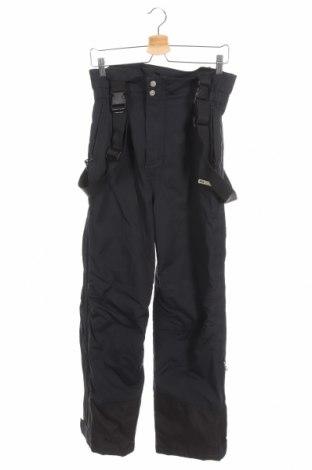 Детски панталон за зимни спортове Ziener, Размер 15-18y/ 170-176 см, Цвят Черен, Полиамид, Цена 24,26лв.