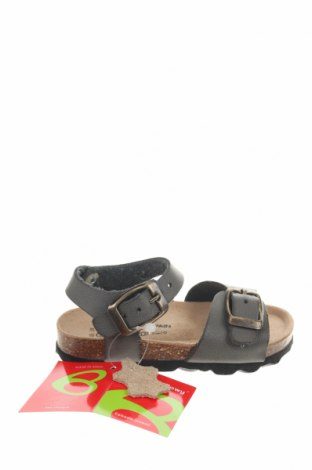 Детски сандали Billowy, Размер 20, Цвят Сив, Еко кожа, Цена 21,00лв.