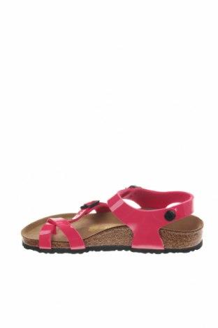 Παιδικά σανδάλια Birkenstock, Μέγεθος 33, Χρώμα Ρόζ , Δερματίνη, Τιμή 26,68€