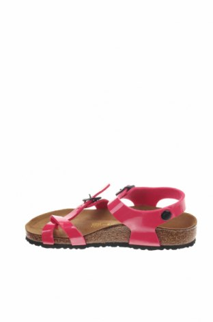 Παιδικά σανδάλια Birkenstock, Μέγεθος 32, Χρώμα Ρόζ , Δερματίνη, Τιμή 32,12€