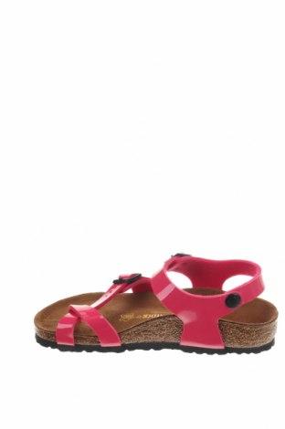 Παιδικά σανδάλια Birkenstock, Μέγεθος 30, Χρώμα Ρόζ , Δερματίνη, Τιμή 32,12€