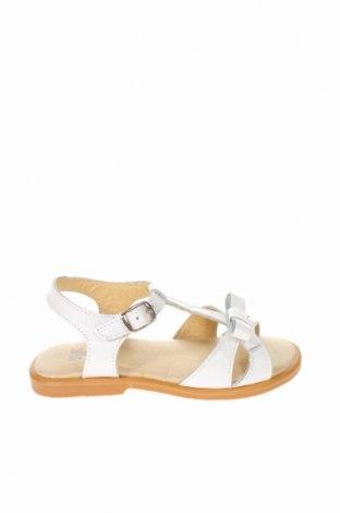 Παιδικά σανδάλια Lola Palacios, Μέγεθος 25, Χρώμα Λευκό, Γνήσιο δέρμα, Τιμή 26,68€