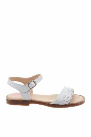 Детски сандали Pablosky, Размер 32, Цвят Бял, Естествена кожа, Цена 28,98лв.