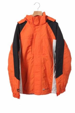 Детско яке за зимни спортове Dare 2B, Размер 12-13y/ 158-164 см, Цвят Оранжев, Полиестер, Цена 37,49лв.
