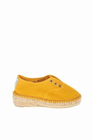 Εσπάδριλλες Little Celebs, Μέγεθος 26, Χρώμα Κίτρινο, Κλωστοϋφαντουργικά προϊόντα, Τιμή 16,89€