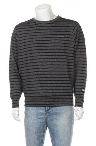 Мъжка блуза O'neill, Размер M, Цвят Сив, 70% памук, 30% полиестер, Цена 28,67лв.