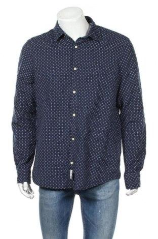 Ανδρικό πουκάμισο Alcott, Μέγεθος XXL, Χρώμα Μπλέ, Βαμβάκι, Τιμή 7,15€