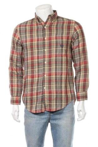 Мъжка риза Chaps, Размер S, Цвят Многоцветен, 60% памук, 40% полиестер, Цена 12,97лв.