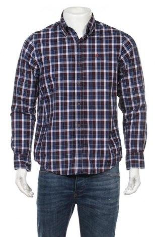 Ανδρικό πουκάμισο MCS, Μέγεθος M, Χρώμα Πολύχρωμο, Τιμή 8,83€