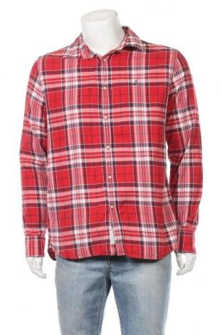 Мъжка риза Peak Performance, Размер L, Цвят Многоцветен, Памук, Цена 35,28лв.