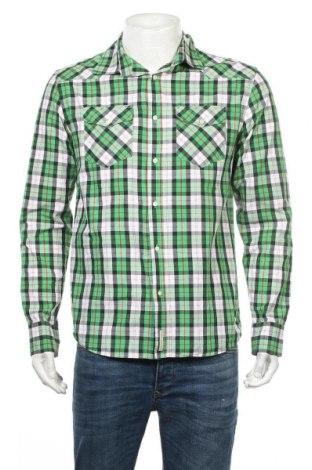 Мъжка риза Peak Performance, Размер L, Цвят Многоцветен, Памук, Цена 30,35лв.